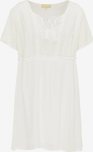 MYMO Sommerkleid in weiß, Produktansicht
