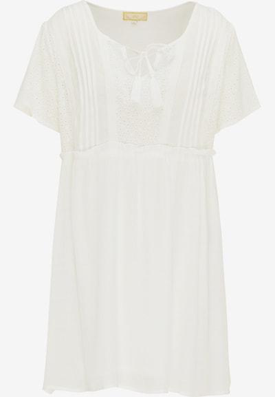 MYMO Sommerkleid in weiß, Modelansicht