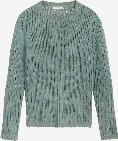 Sandwich Sweater in Green, Item view