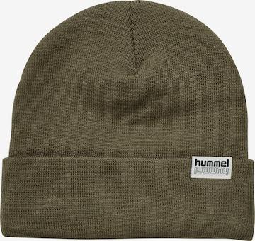Bonnet Hummel en marron