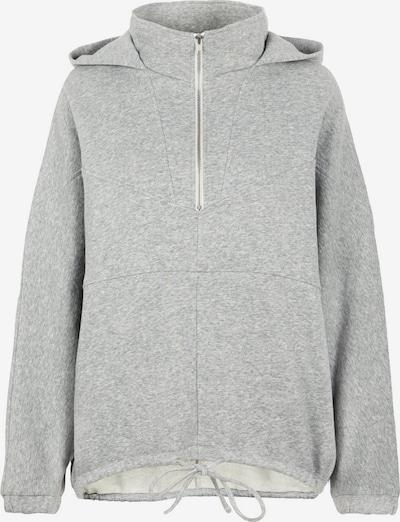 PIECES Sweathsirt in grau, Produktansicht