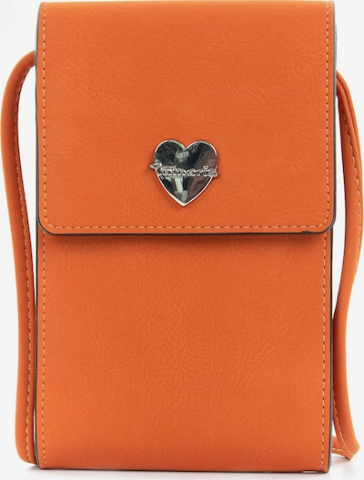 TAMARIS Handyetui 'Daphne' in orange, Produktansicht