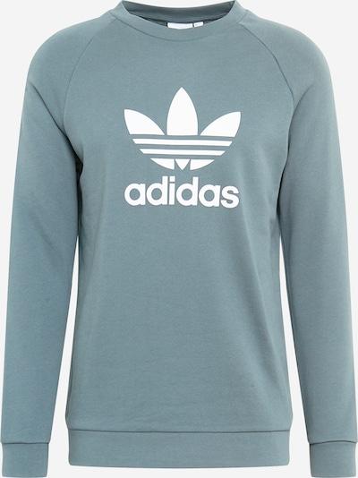 ADIDAS ORIGINALS Sweatshirt in de kleur Opaal / Wit, Productweergave
