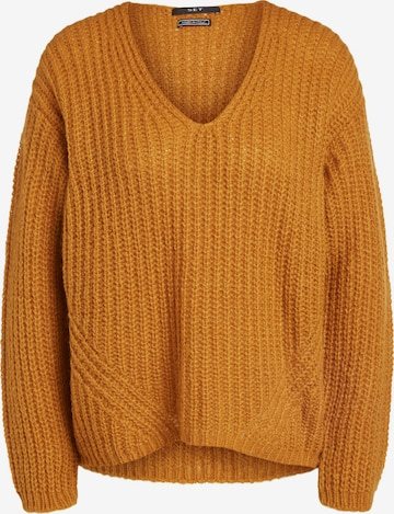 SET Sweater in Brown