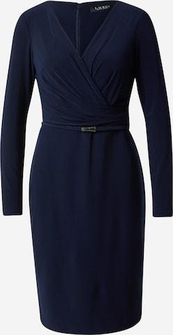 Lauren Ralph Lauren Kleid 'ALEXIE' in Blau