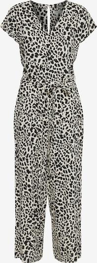 b.young Jumpsuit mit Allover Print in braun / schwarz, Produktansicht