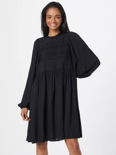 mbym Kleid 'Eudora' in schwarz, Modelansicht