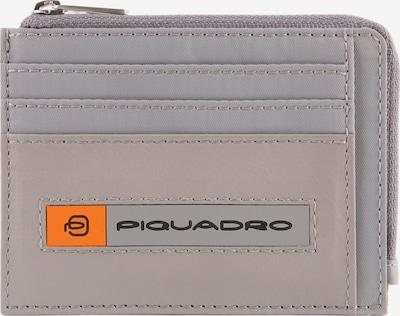 Piquadro Kreditkartenetui 'Bios' in grau, Produktansicht