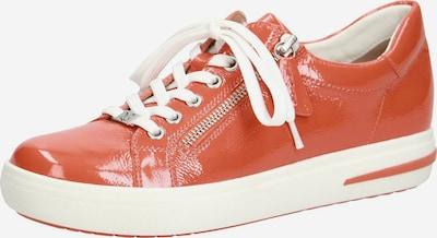CAPRICE Sneaker in koralle, Produktansicht