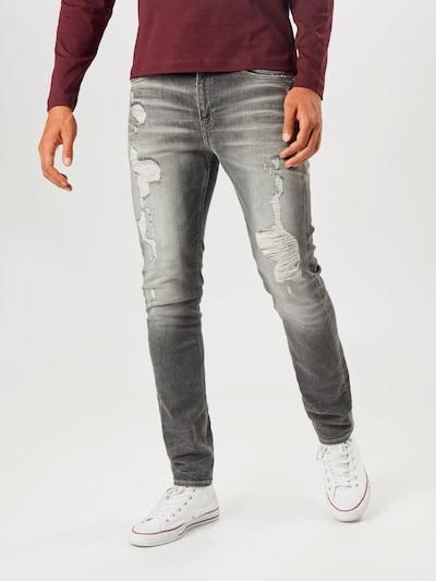 szürke farmer Calvin Klein Jeans Farmer, Modell nézet