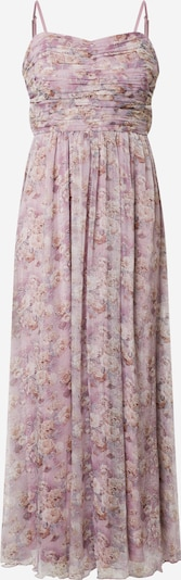 VILA Kjole 'Fay' i brun / rosé, Produktvisning