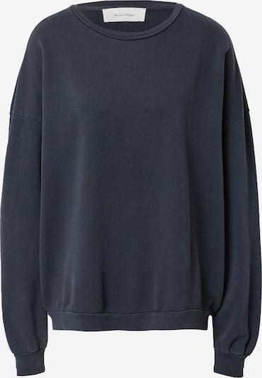 AMERICAN VINTAGE Sweat-shirt 'Feryway' en noir, Vue avec produit