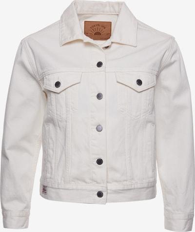 Superdry Jacke in creme, Produktansicht