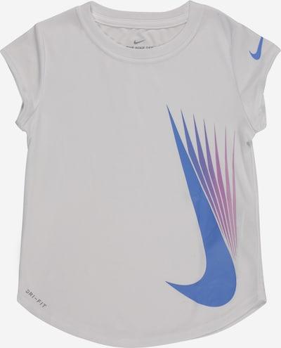 NIKE Функционална тениска в пъстро / бяло, Преглед на продукта