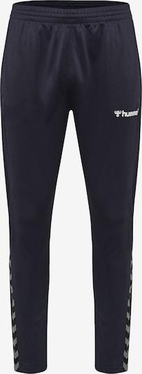 Hummel Sporthose in blau, Produktansicht