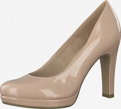 TAMARIS Pumps in hellbeige, Produktansicht