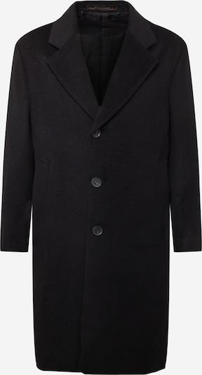 Oscar Jacobson Between-Seasons Coat 'Kruger' in Black, Item view