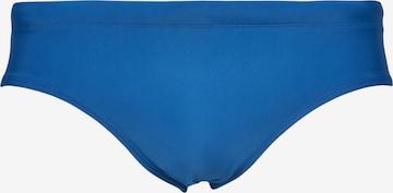 Urban Classics Swim Trunks in Blue