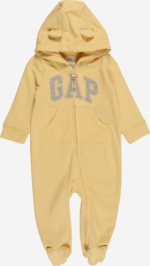 GAP Body - žltá / sivá melírovaná, Produkt
