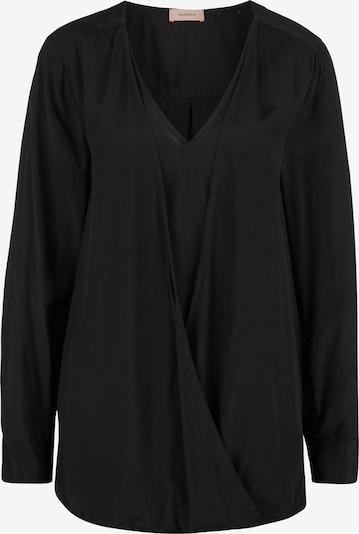 TRIANGLE Blusenshirt in schwarz, Produktansicht