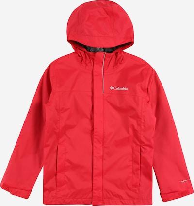 COLUMBIA Veste outdoor en rouge sang, Vue avec produit