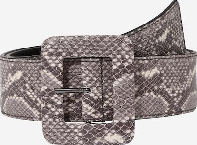 Weekend Max Mara Cinturón en gris / blanco, Vista del producto