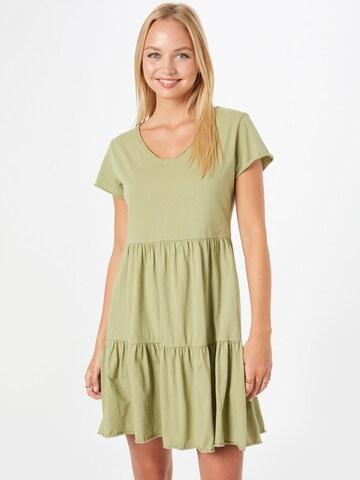 Hailys Mekko 'Poppy' värissä vihreä