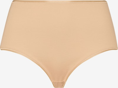 Hanro Slip ' Cotton Seamless ' in de kleur Beige / Nude, Productweergave