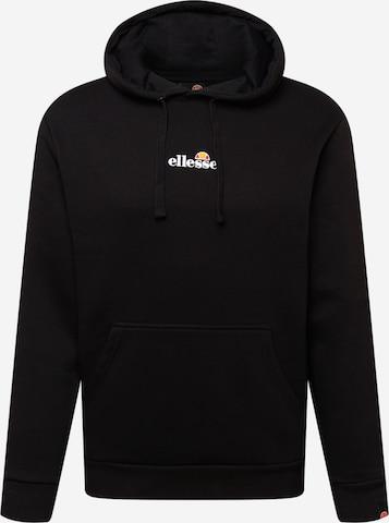 ELLESSE Sweatshirt 'Hyde' in Black