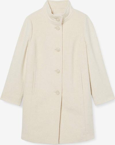 GERRY WEBER Wintermantel in de kleur Crème, Productweergave