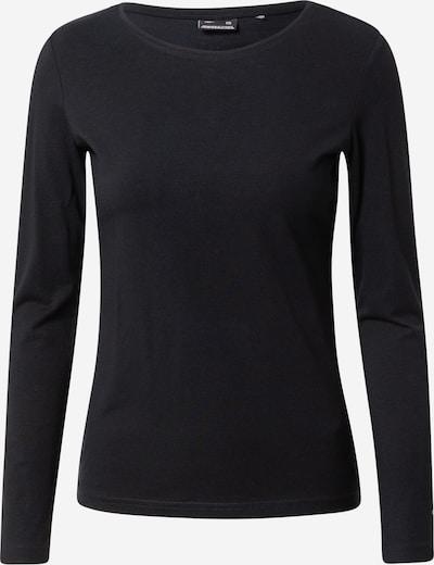 4F T-shirt fonctionnel en noir, Vue avec produit