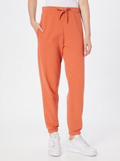 Rich & Royal Hose in orange, Modelansicht
