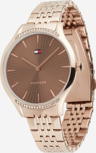 TOMMY HILFIGER Analog watch in rose gold, Item view