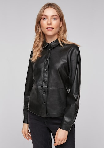 Q/S by s.Oliver Blouse in Black