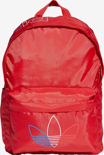 ADIDAS ORIGINALS Rucksack 'Adicolor' in rot, Produktansicht