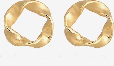 ELLI PREMIUM Boucles d'oreilles en or, Vue avec produit