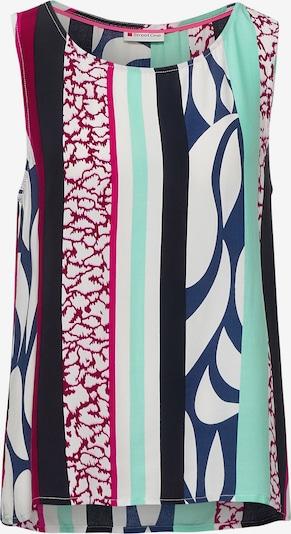 Bluză STREET ONE pe albastru / verde jad / roz închis / negru / alb, Vizualizare produs