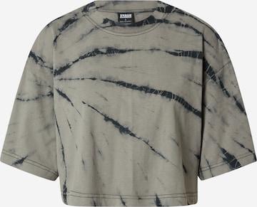 Urban Classics Μπλουζάκι σε γκρι