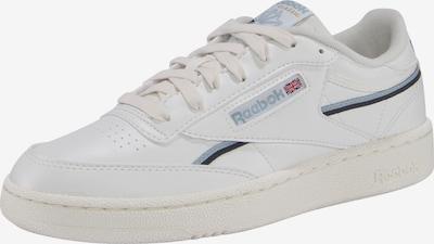 Reebok Classics Sneaker 'Club C 85 Vegan' in navy / rauchblau / weiß, Produktansicht