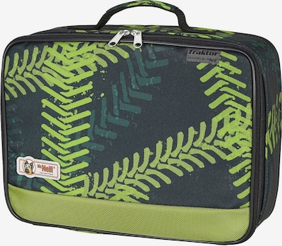MCNEILL Kinderkoffer in grün / oliv / dunkelgrün, Produktansicht