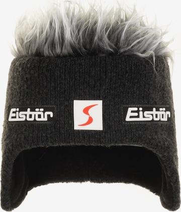Eisbär Athletic Hat in Black