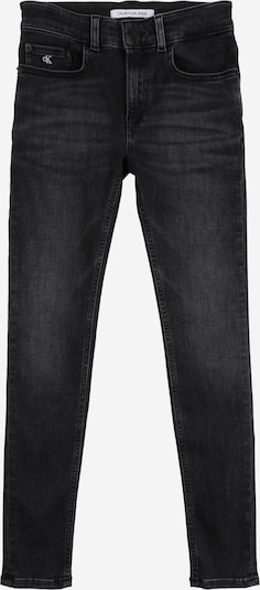 Calvin Klein Jean en noir denim, Vue avec produit