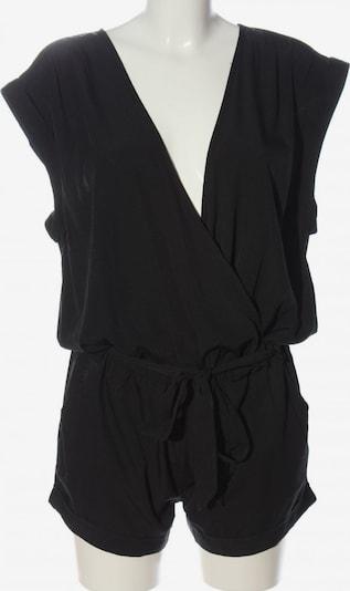ELEMENT Kurzer Jumpsuit in L in schwarz, Produktansicht