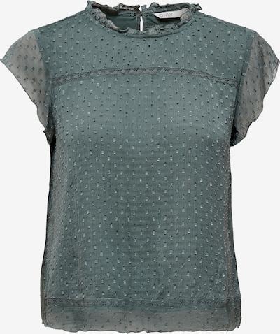 ONLY Bluse 'ONLFLORA' in pastellgrün, Produktansicht