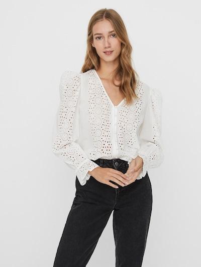 VERO MODA Блуза 'Deja' в бяло, Преглед на модела