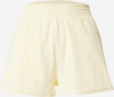 Gina Tricot Панталон 'Ava' в пастелно жълто: Изглед отпред