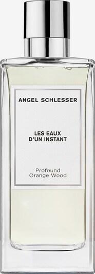 Angel Schlesser Eau de Toilette 'Profound Orange Wood' in transparent, Produktansicht