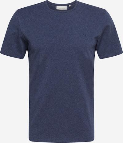 Casual Friday T-Shirt 'Thor' en bleu chiné, Vue avec produit