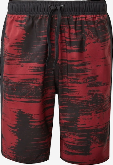 ADIDAS PERFORMANCE Boardshorts 'FC Arsenal' in de kleur Rood / Zwart, Productweergave