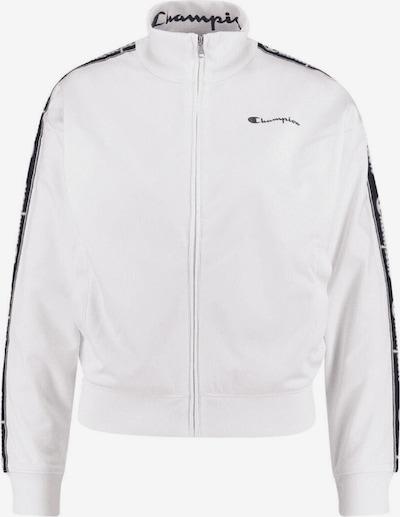 Champion Authentic Athletic Apparel Sweatshirt ' Full Zip ' in weiß, Produktansicht